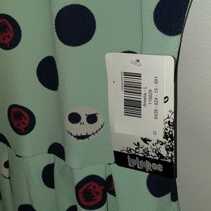 NWT Pumpkin Jack Nightmare Before Christmas Amelia